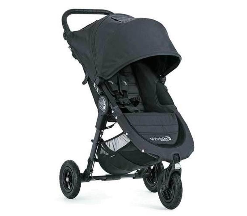 2017 Baby Jogger City Mini GT Single In Titanium