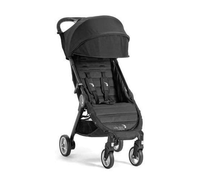 2017 Baby Jogger City Tour In Onyx