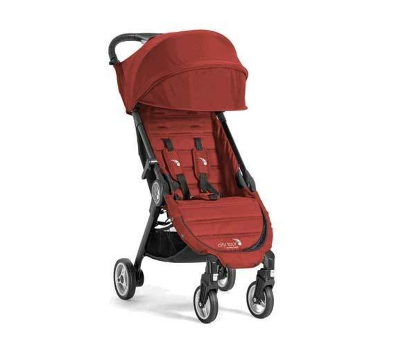 2017 Baby Jogger City Tour In Garnet