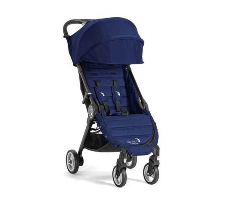 2017 Baby Jogger City Tour In Cobalt