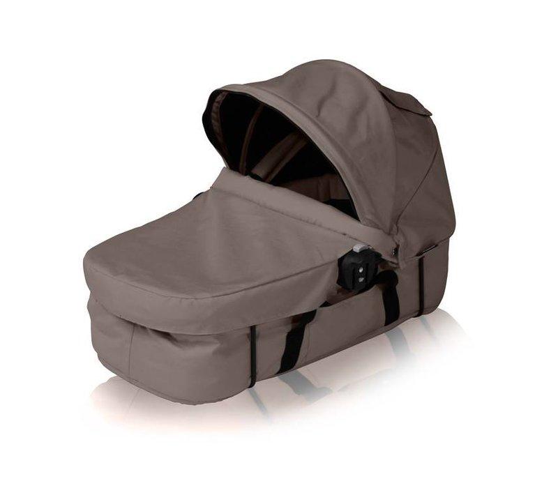 2017 Baby Jogger City Select Bassinet Kit In Quartz - Silver Frame