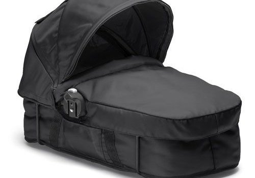 Baby Jogger 2017 Baby Jogger City Select Bassinet Kit In Black-Black Frame