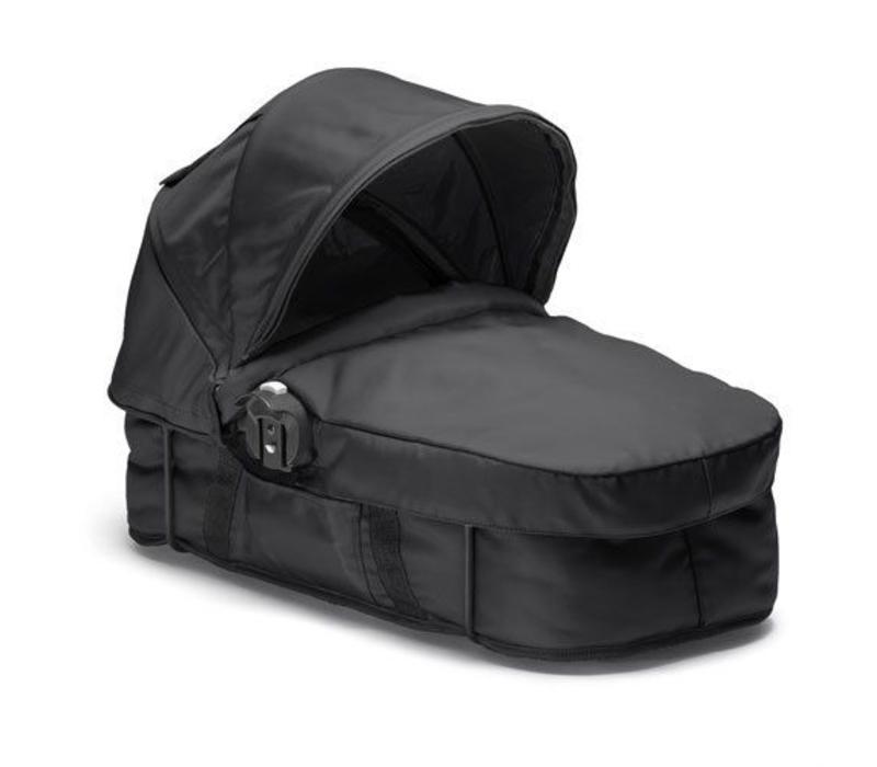 2017 Baby Jogger City Select Bassinet Kit In Black-Black Frame