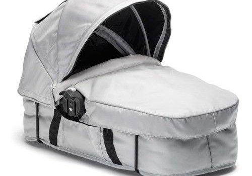 Baby Jogger 2017 Baby Jogger City Select Bassinet Kit In Silver-Black Frame