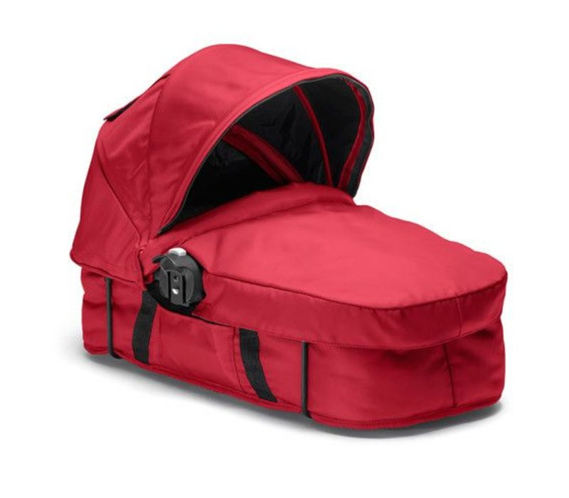 2017 Baby Jogger City Select Bassinet Kit In Red-Black Frame