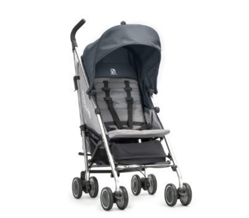2017 Baby Jogger Vue Lite Stroller In Shadow