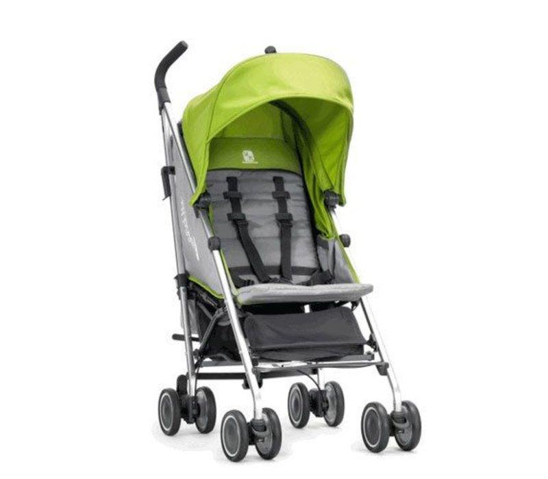 2017 Baby Jogger Vue Lite Stroller In Citrus