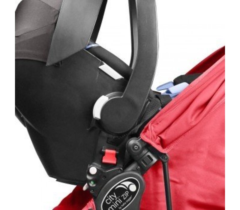 Baby Jogger Infant Car Seat Adapter For City Mini Zip- For Chicco Or Peg Perego
