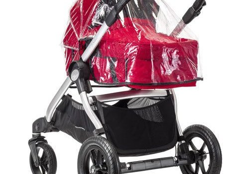 Baby Jogger Baby Jogger Compact, City Select or Versa Bassinet Single Rain Canopy