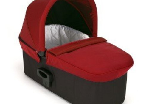 Baby Jogger Baby Jogger Deluxe Pram In Red For Mini, GT, Elite, Summit X3. Versa
