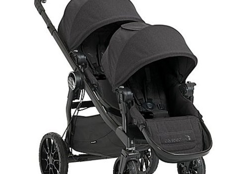 Baby Jogger Baby Jogger City Select Lux Stroller With Second Seat In Granite