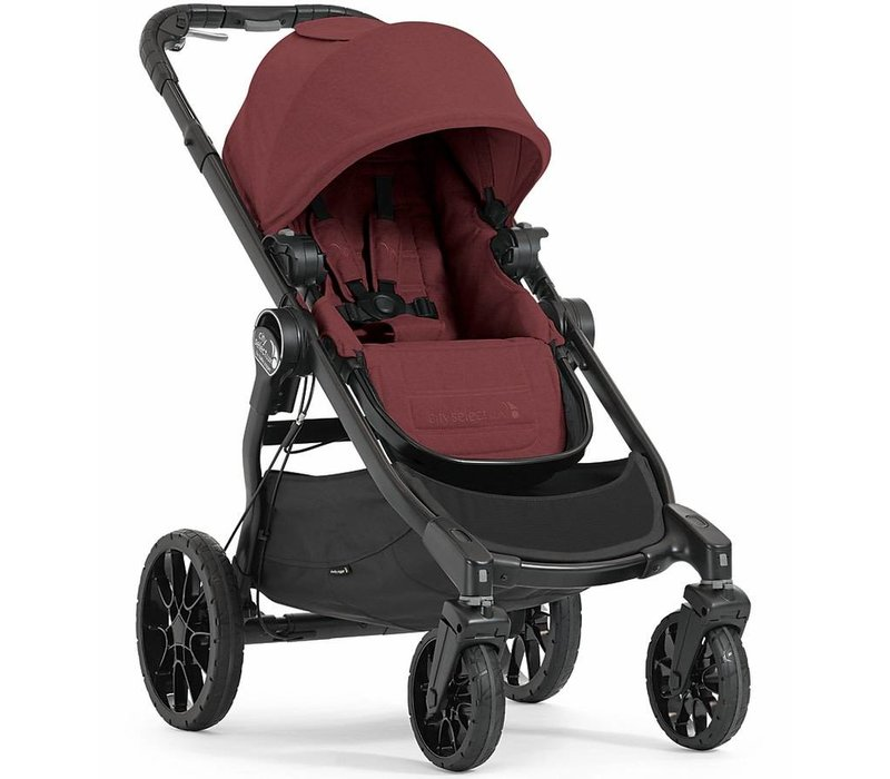 Baby Jogger City Select Lux In Port