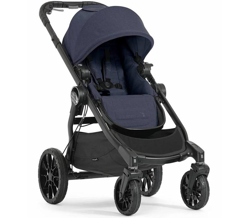Baby Jogger City Select Lux In Indigo
