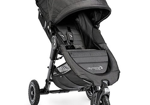 Baby Jogger 2017 Baby Jogger City Mini GT Single In Charcoal