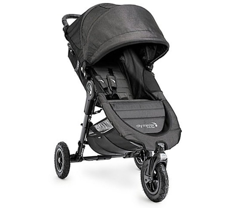 2017 Baby Jogger City Mini GT Single In Charcoal