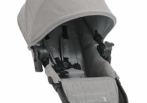 Baby Jogger Baby Jogger City Select Lux Second Seat In Slate