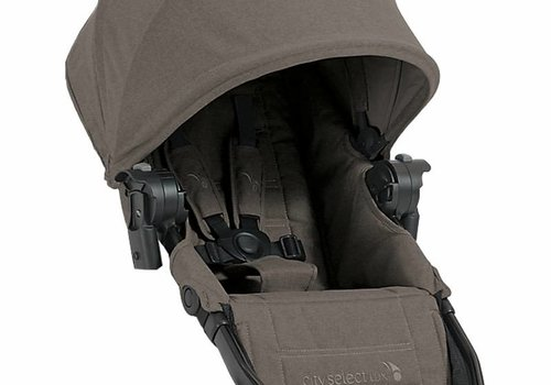 Baby Jogger Baby Jogger City Select Lux Second Seat In Taupe