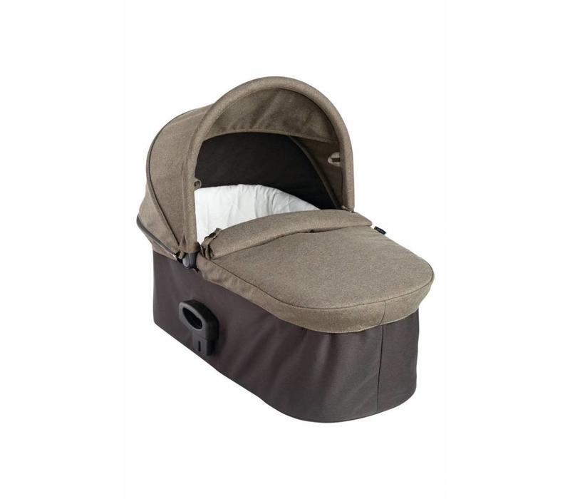 Baby Jogger Deluxe Pram In Taupe Mini, GT, Elite, Summit X3. Versa