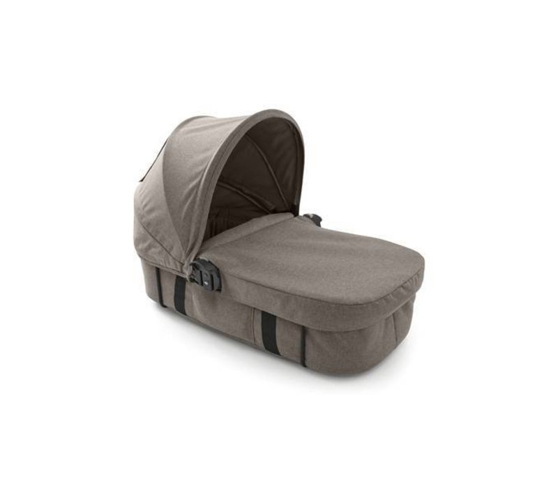 Baby Jogger City Select Luxe Pram Kit In Taupe