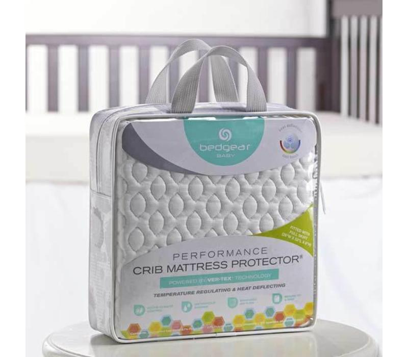BedGear Ver-Tex 6.0 Mattress Protector-Crib