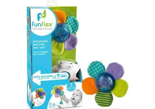 Funflex Fun Flex Musical Rattle Set