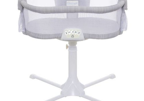 Halo HALO Bassinest Swivel Sleeper Bassinet - Premiere Series, Grey Melange