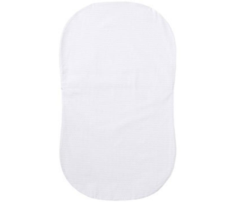 HALO Bassinest Grey Pin Dot Sheet