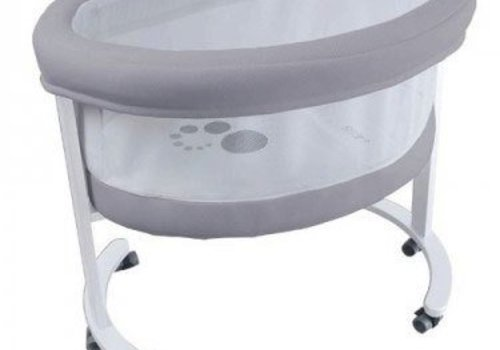 Micuna Micuna Smart Fresh Bassinet In White-Grey