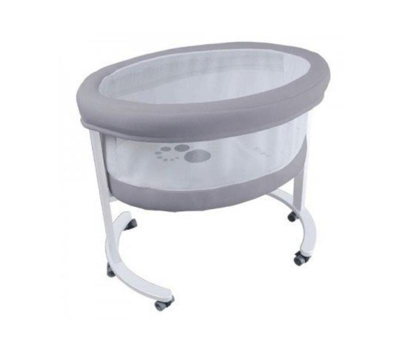 Micuna Smart Fresh Bassinet In White-Grey