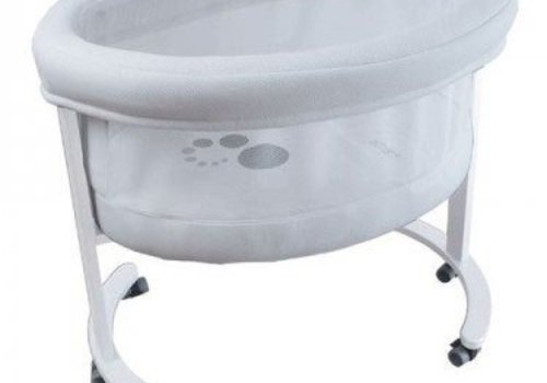 Micuna Micuna Smart Fresh Bassinet In White-White