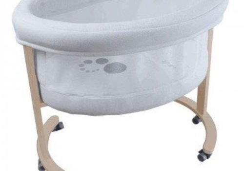 Micuna Micuna Smart Fresh Bassinet In Natural-White
