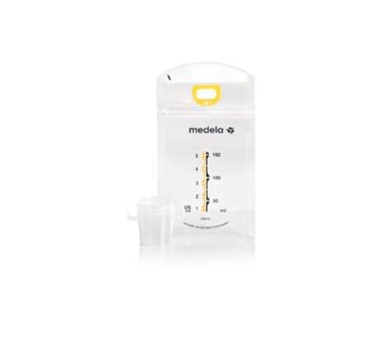 Medela Pump And Save Breastmilk Bags - 50 Count