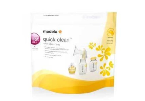 Medela Medela Quick Clean Micro-Steam Bags