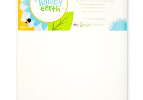 Lullaby Earth Lullaby Earth Super Lightweight Crib Mattress