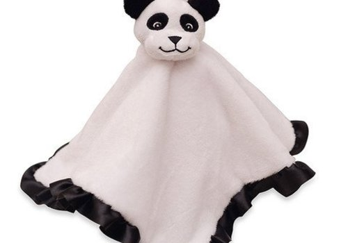 Nookums Nookums Paisley Panda Blankies Pacifier Holder