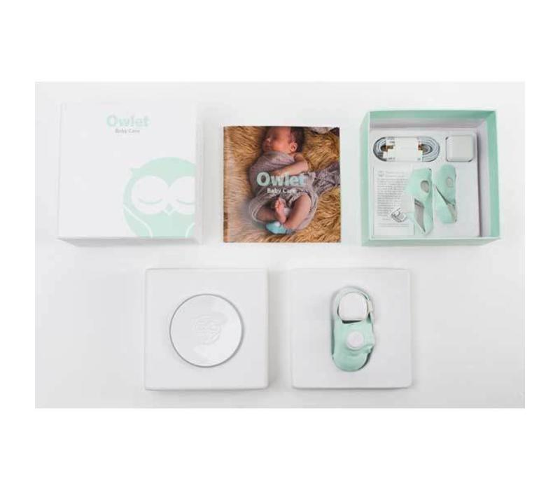 Owlet Baby Care- Infant Heart Rate And Oxygen Monitor