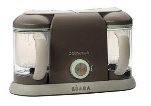 Beaba Beaba BabyCook Pro 2X Baby Food Maker In Latte-Mint