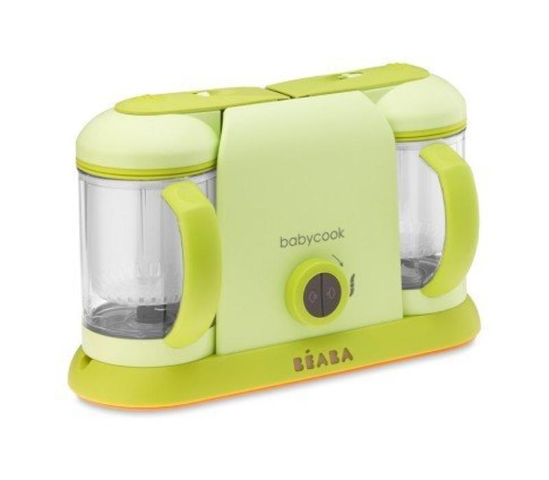 Beaba BabyCook Pro 2X Baby Food Maker In Sorbet