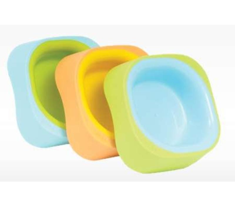 Beaba Soft Bowl Set Of 3