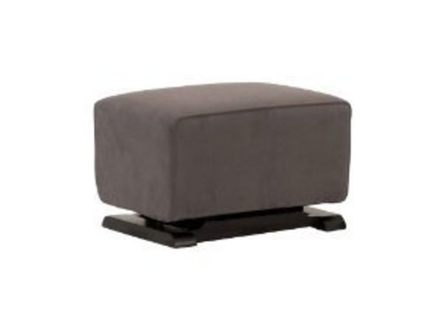 Baby Letto Baby Letto Kyoto Ottoman In Slate