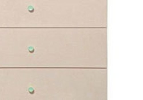 Baby Letto Baby Letto Gelato Knob Pack In Mint
