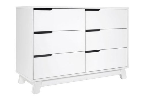 Baby Letto Baby Letto Hudson Double Dresser In White