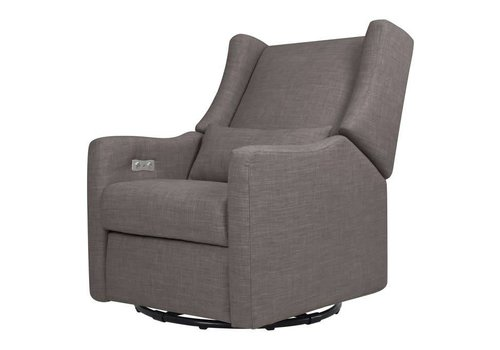Baby Letto Baby Letto  Kiwi Glider Recliner  Grey Tweed