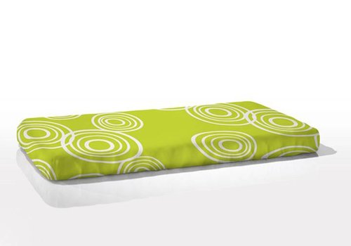 Nook Sleep Nook Sleep Fitted Crib Sheet Puddle In Lawn