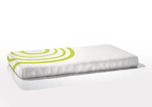 Nook Sleep Nook Sleep Fitted Crib Sheet Ripple In Lawn
