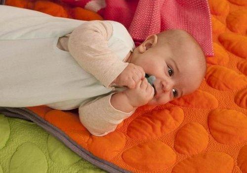 Nook Sleep Nook Sleep LilyPad Playmat in Blossom