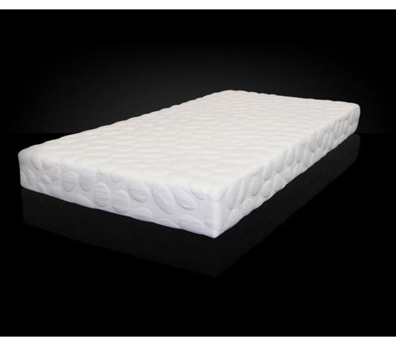 Nook Sleep Twin Size Pebble Mattress In Cloud White
