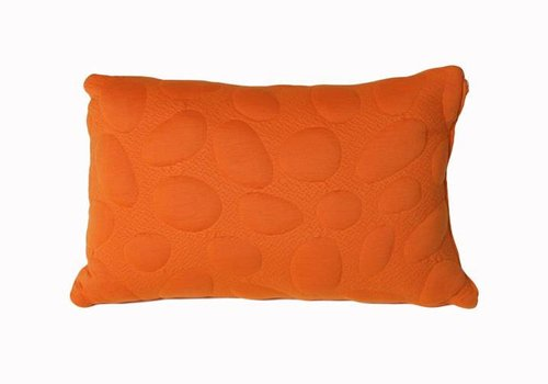 Nook Sleep Nook Sleep Pebble Pillow Standard Size In Poppy