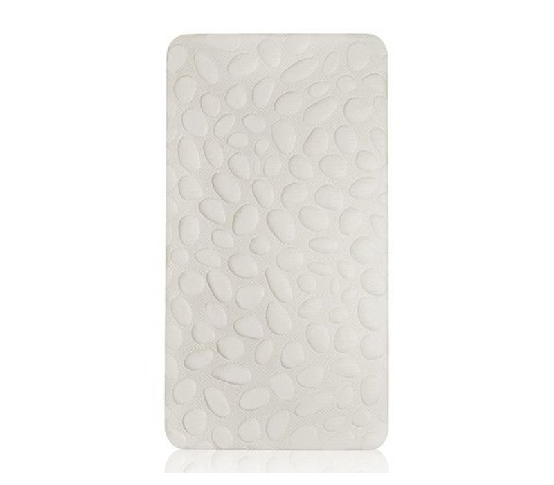 Nook Sleep Pebble Pure Crib Mattress In Cloud (Coconut And Latex) 2 Stage