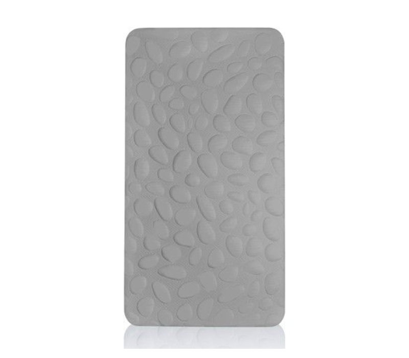 Nook Sleep Pebble Pure Crib Mattress In Misty (Coconut And Latex) 2 Stage